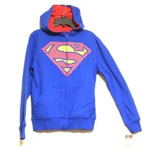 💯 Superman Kids' Hoodie